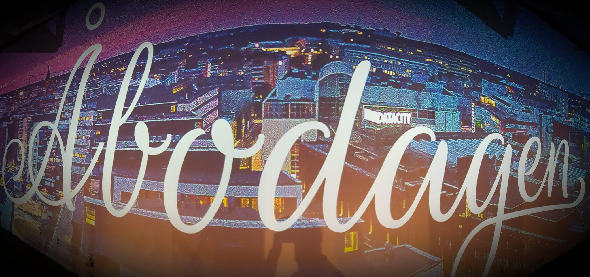 Luckan Helsingfors på Åbo-dagen i Stockholm