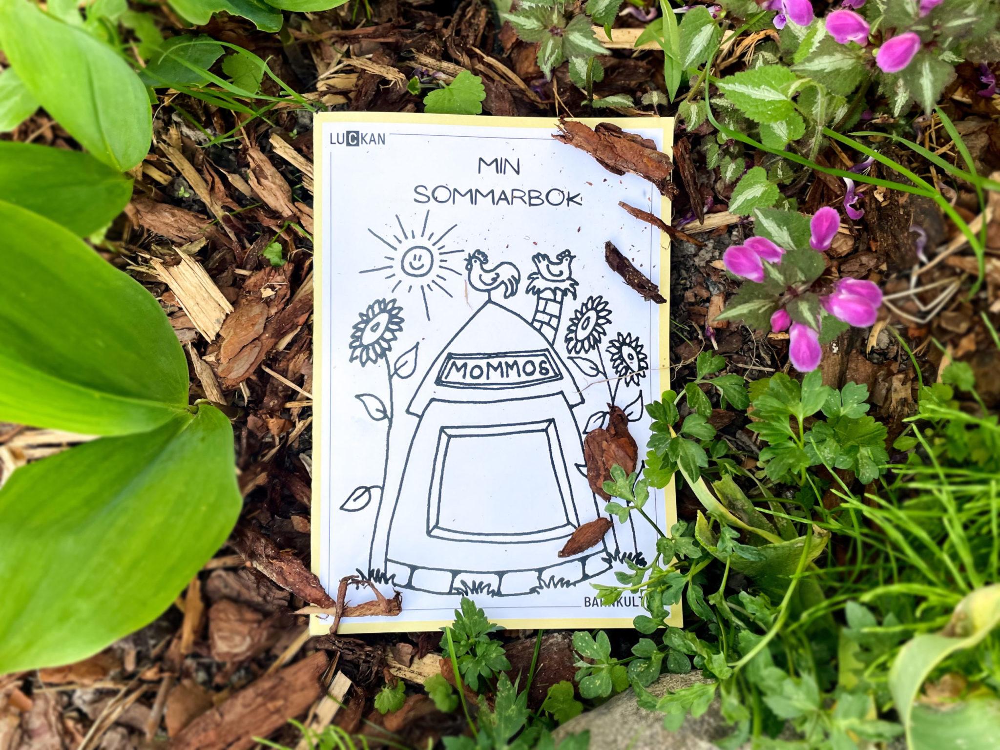 Gratis pysselbok och barnkultur för familjer i sommar