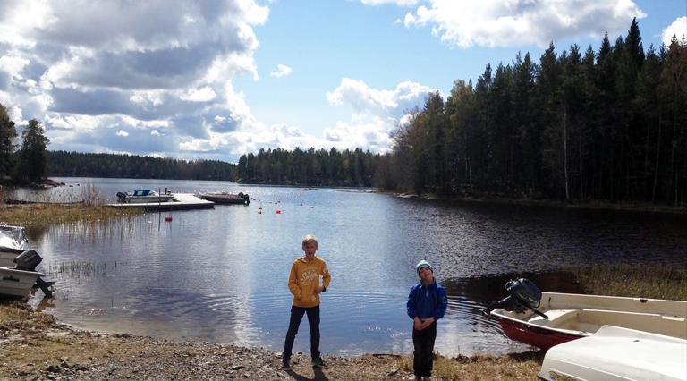 Sommarkompassen är Sommarläger på fritid.fi