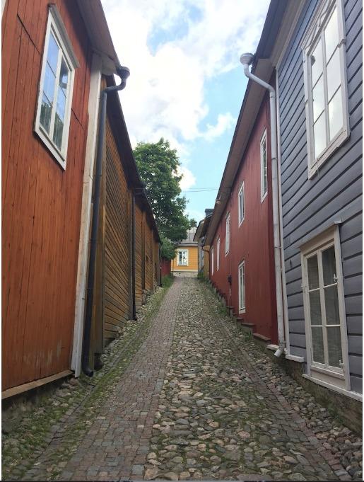 Luckans Hallå!-projekt besöker Borgå