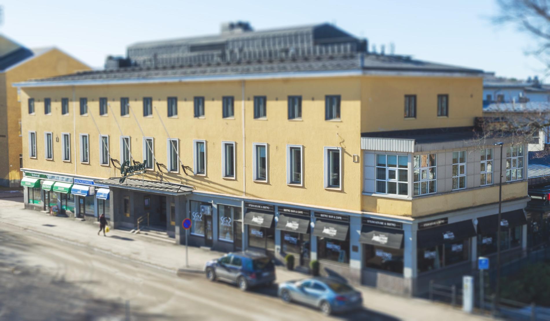 Kulturkafé hos Luckan i Borgå