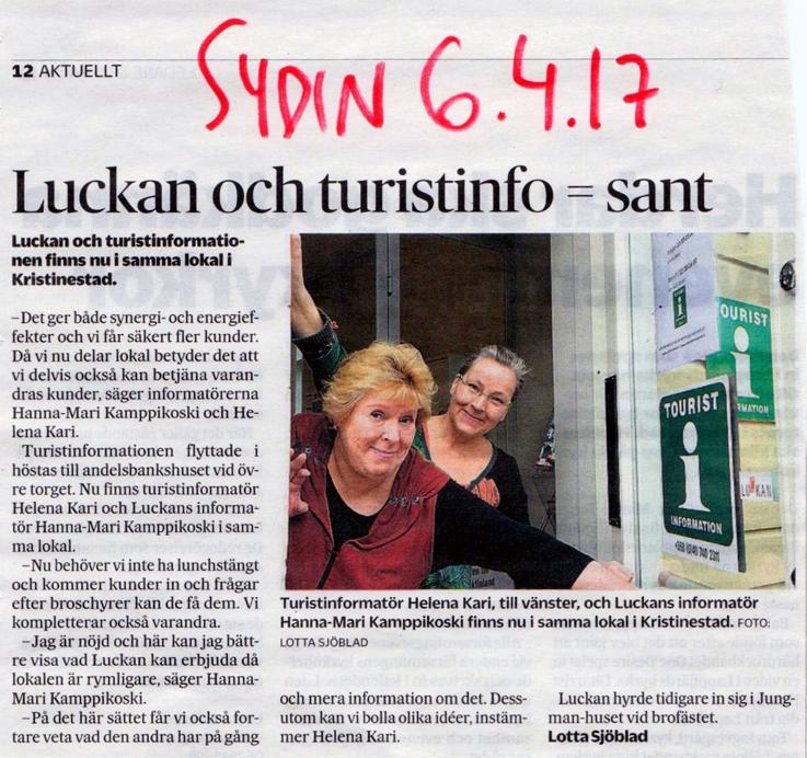 Samarbete i Kristinestad