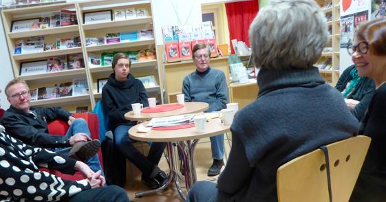 Språkbadskaffe är pop i Åbo