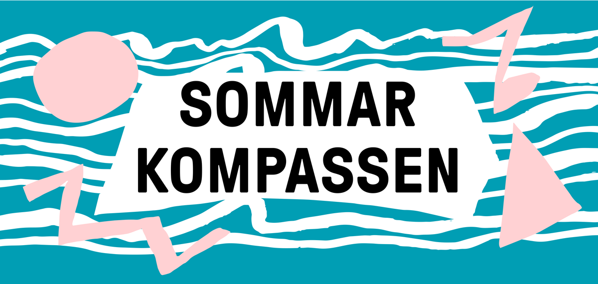 Sommarkompassen – hitta och tipsa om sommaraktiviteter på svenska!